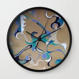 Design Element Wall Clock