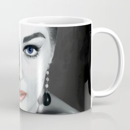 Anita Ekberg Large Size Portrait Coffee Mug