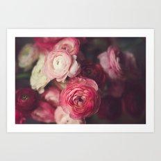 Memories Of You Art Print