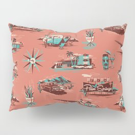 WELCOME TO PALM SPRINGS Pillow Sham