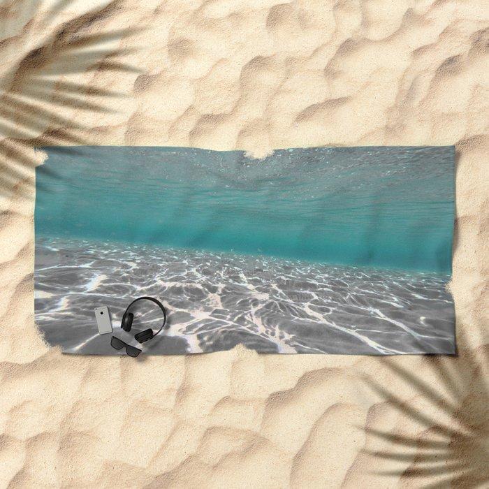Under the Sea Beach Towel