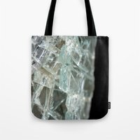 glass Tote Bags featuring Glass by Roser Arques