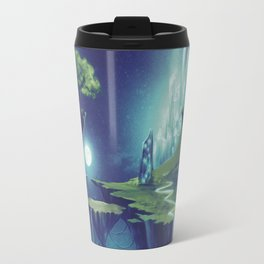 Creativity Island Travel Mug