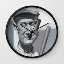 The Georgia Peach Wall Clock