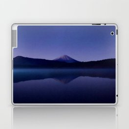 Iceland in the Evening Laptop & iPad Skin