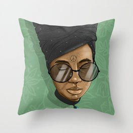 UNIted VERSus ALl Throw Pillow