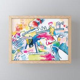 Irish Music Framed Mini Art Print