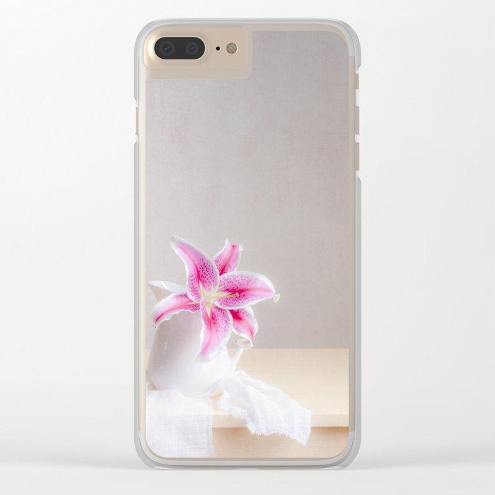 Stargazer Clear iPhone Case