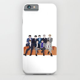 Super Junior 15 walk together iPhone Case