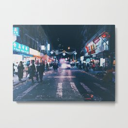 Chinese New Year Metal Print