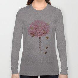 Cupcake Tree Long Sleeve T-shirt