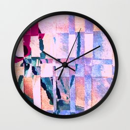 SQUARED ALSO Wall Clock