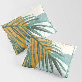 Leaf Design 02 Pillow Sham