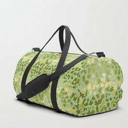 SAFARI GREEN Duffle Bag