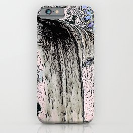 "series waterfall ""Cachoeira Grande"" I iPhone Case"
