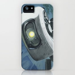 Robot #2 (2012) iPhone Case