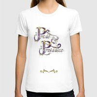 pride and prejudice T-shirts featuring Pride and Prejudice by Ketina