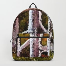 Flutter-bye? Backpack