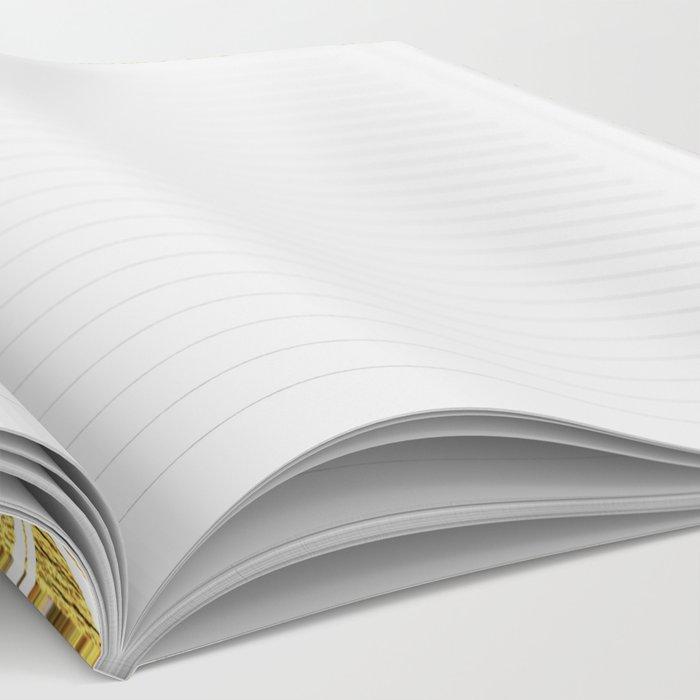 GOLDEN TRIBAL Notebook