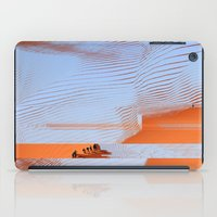 ed sheeran iPad Cases featuring Desert-ed by ctrlaltenter