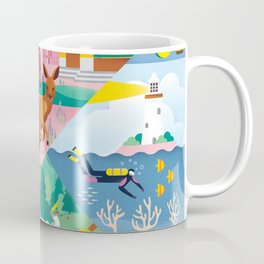 Travel To Australia Coffee Mug