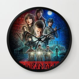 Final Episode Wall Clock