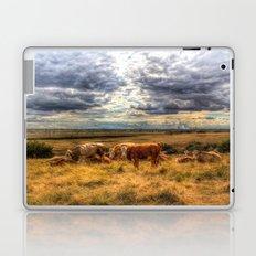 Resting Cows Laptop & iPad Skin