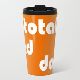Totally Rad Dad (70's Vibe) Travel Mug