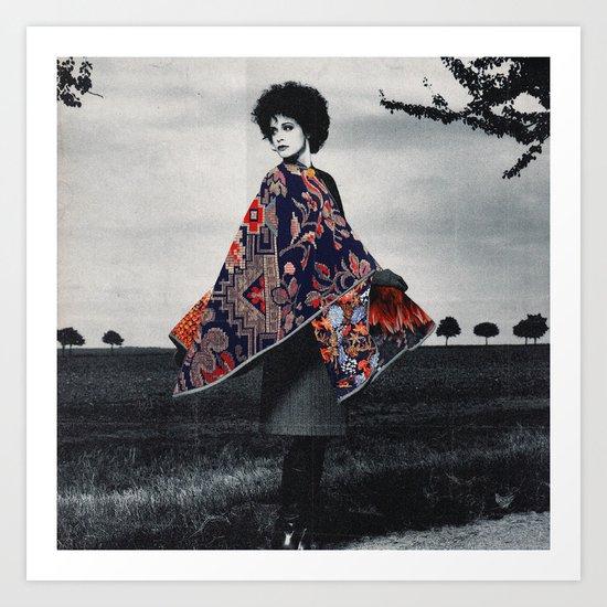 New Fashion Art Print