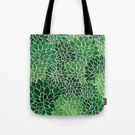 Floral Abstract 23 Tote Bag