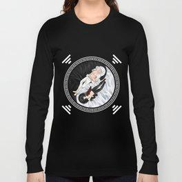 Yin Yang Sheith Long Sleeve T-shirt