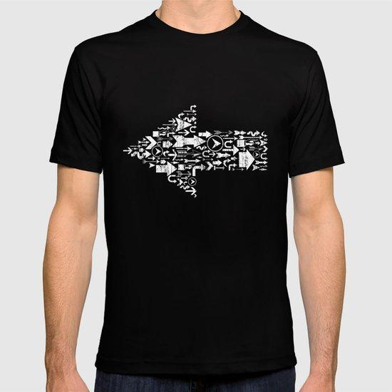 Wrong Way! T-shirt