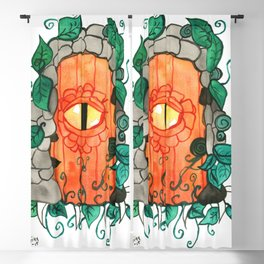 Dragon Door Blackout Curtain