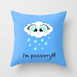 I'm psssorry! Throw Pillow