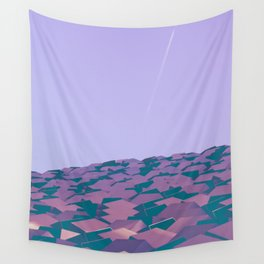 Cubes v2 Wall Tapestry
