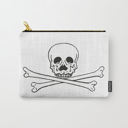 Skull and bones 3 Carry-All Pouch