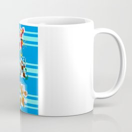Robot Masters of Mega Man 2 Coffee Mug