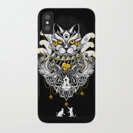 Sacred Ritual iPhone Case