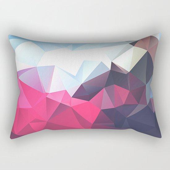 Polygonal Rectangular Pillow