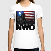new order T-shirts featuring Vader's New World Order by Mark Matlock