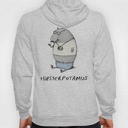 Hipsterpotamus Hoody