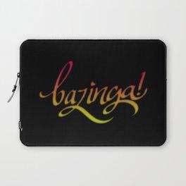 Bazinga! Laptop Sleeve