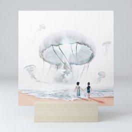 In Suspension Mini Art Print