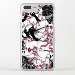 Las Meninas Clear iPhone Case