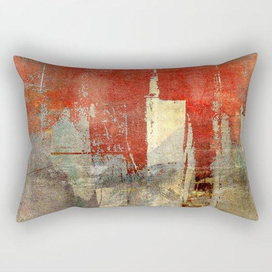 Il Clandestino Rectangular Pillow