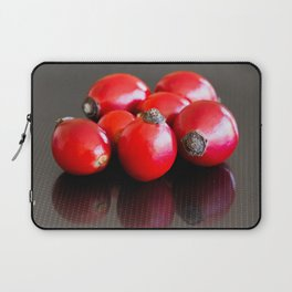 Group of ripe briar berries Laptop Sleeve