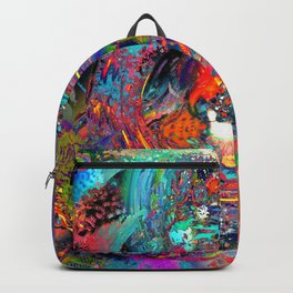 Torn at the Seams Backpack