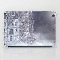 castle iPad Cases featuring Castle by Simone Gatterwe