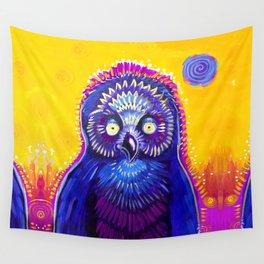 Owl Medicine Wall Tapestry