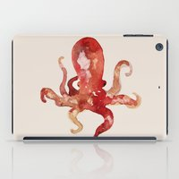 custom iPad Cases featuring octo by Okti
